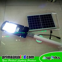 Distributor Lampu Jalan PJU LED  Set Sollar Panel 30W 3