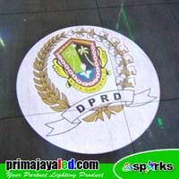 Custom Logo Proyektor LED 50w DPRD Kota Gorontalo