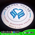 Custom Logo LED 50W Outdoor Lalasa Villas 1