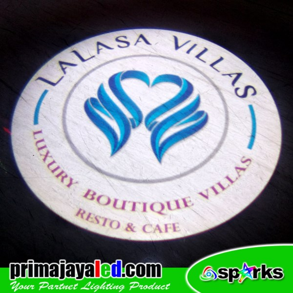 Custom Logo LED 50W Outdoor Lalasa Villas