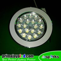 Lampu Downlight Ceiling LED Spot Light 18 Watt
