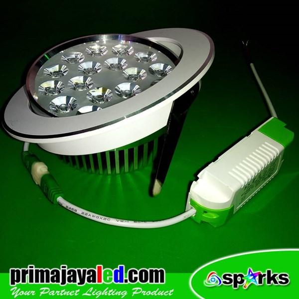 Lampu Downlight Ceiling LED Spot Light 18 Watt