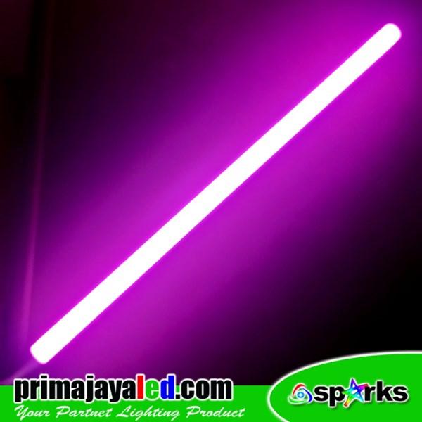 Neon Tube LED T5 Pink 60cm