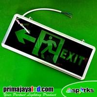 Lampu Emergency LED Sign Exit
