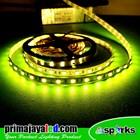 Lampu LED Strip Flexibel Warm White 5050 IP33 Indoor 4