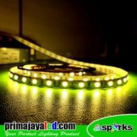 Lampu LED Strip Flexibel Warm White 5050 IP33 Indoor