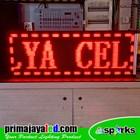 Running Text LED Merah 101 X 37cm  2