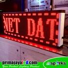 Running Text LED Merah 101 X 37cm  3