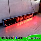 Running Text Outdoor Merah 197cm x 21cm  5