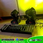 Paket Mini Moving 60 Watt LED DMX 192 3