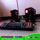 Paket Mini Moving 60 Watt LED DMX 192 2