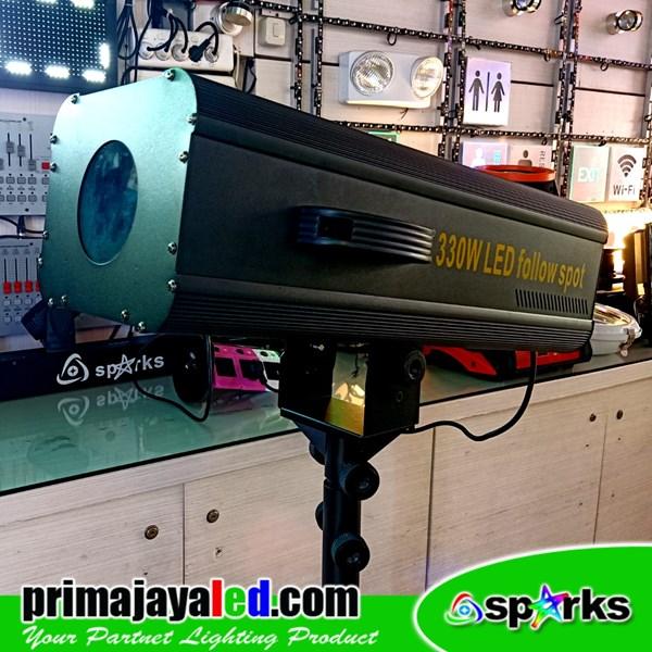 FollowSpot LED 330 Watt Sparks