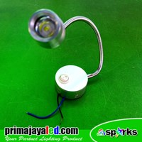 Lampu Meja Flexible 3 Watt LED