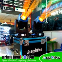 New Beam 260 Sparks