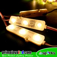 Module Samsung Warm White 3 Mata LED 100pcs
