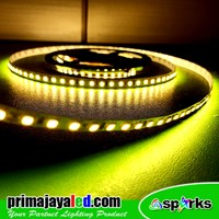 LED Strip Warm White 120 Lampu