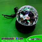 Bola Disko LED 3 Watt RGB 3