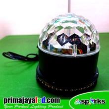 Bola Disko LED 3 Watt RGB