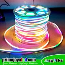 LED Flexibel Neon 100 Meter RGB 220V