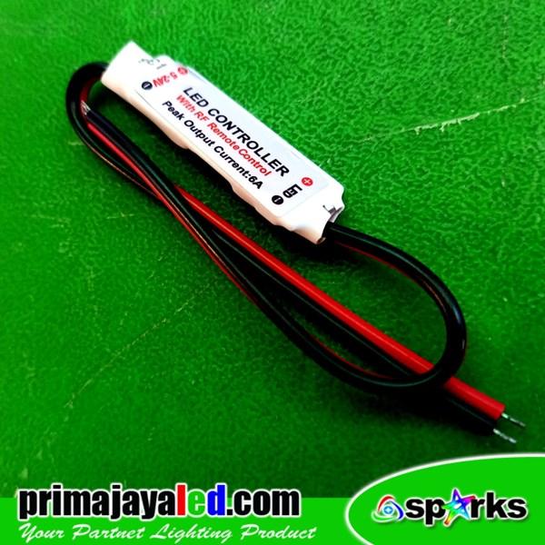 Dimmer LED Strip 12V dan 24V