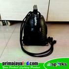 PAR Fresnel COB 200 Watt 2in1 Body Hitam 4 Kabel 3