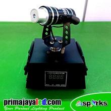 Moving Laser Green Mini Sparks