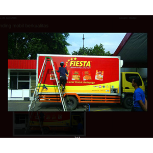 Promosi Mobil By Bisa Adv