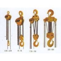 Electric dan Manual hoist