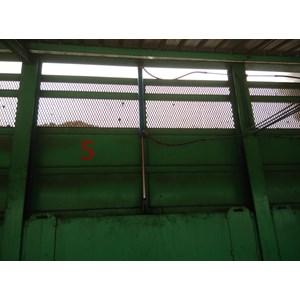 Pintu Loading Ramp Untuk Pabrik Kelapa Sawit