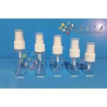 Botol Kaca Bening 5ml 10ml 15ml 18ml 20ml Tutup Spray