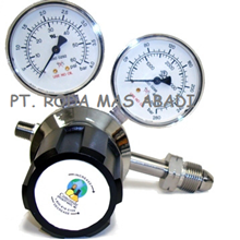 Spectron Gas Kontrol Sistem Tekanan Regulator
