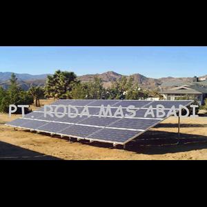 Solar Panel Surya Polycrystalline