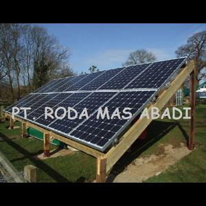 Solar Panel Surya Monocrystalline