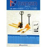 Hand Pallet Nansin CBG 1