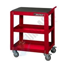Boxo 3 Trays Service Trolley