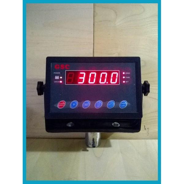 Indikator Timbangan GSC SGW - 3015Series