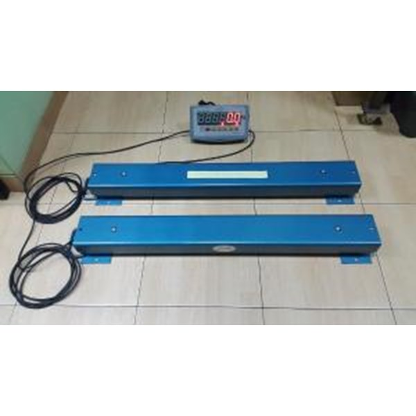 Timbangan Hewan Portable Weighing Beam Scale - MURAH