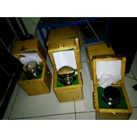 Anak Timbangan class M1 stainless - murah