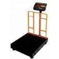Seated Scale Mild Steel With Fence - A12E Series