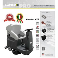 Ride On Floor Scrubber Driers (Pembersih Lantai) Comfort XXS 66w 1
