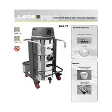 Industrial Vacuum Cleaner (PENYEDOT DEBU) SMV-SMX 77
