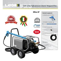 Jual High Pressure Cleaner (MESIN STEAM) Ohio 3517 LP