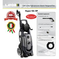 Jual Cold Water High Pressure Cleaner HYPER K 1409 XP (alat steam)