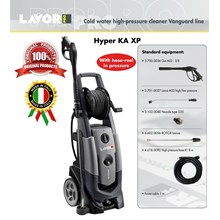 Cold Water High Pressure Cleaner HYPER K 1409 XP (alat steam)