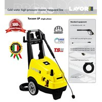 Jual HIGH-PRESSURE CLEANER - COLD WATER - TUCSON 1211 LP (MESIN STEAM)