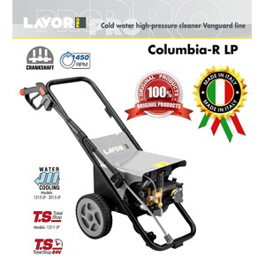 HIGH PRESSURE CLEANER - COLUMBIA-R 1211 LP - COLD WATER (MESIN STEAM)