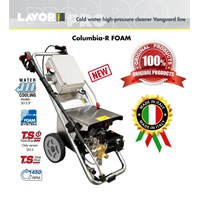 Jual HIGH PRESSURE CLEANER - COLD WATER - COLUMBIA-R 1211 LP FOAM (MESIN STEAM)