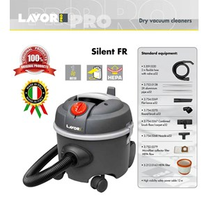 DRY VACUUM CLEANER (PENYEDOT DEBU) SILENT FR MADE IN ITALY
