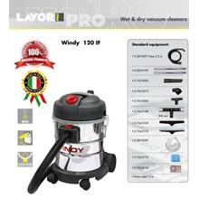 Vacuum Cleaner (PENYEDOT DEBU) WET DRY WINDY 120 IF