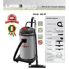 Wet & Dry Vacuum Cleaner (PENYEDOT DEBU) WINDY 265 PF